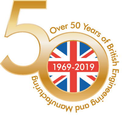 50 Years of British Engineering and Manufacturing