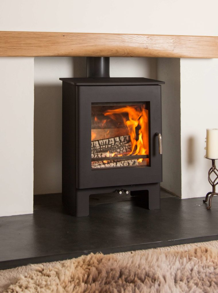Sherford 5 Woodburning Stove Dean Forge
